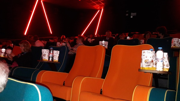 Redrock Cinema Complex Opens In Stockport Cheadle And