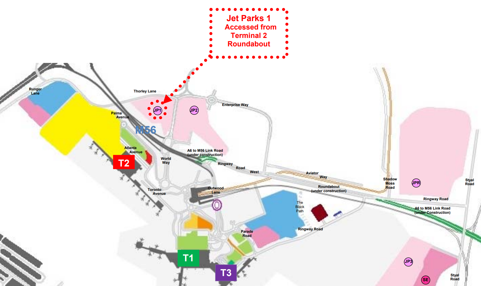 Forecourt changes at Manchester Airport | Cheadle and Gatley Liberal  Democrats